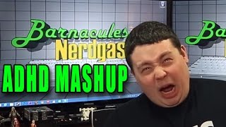 Hilarious ADHD Inspired Fan Made Barnacules Mashup : Short & Funny