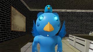 ROBLOX BIRDY PIGGY JUMPSCARE - Roblox Piggy RolePlay