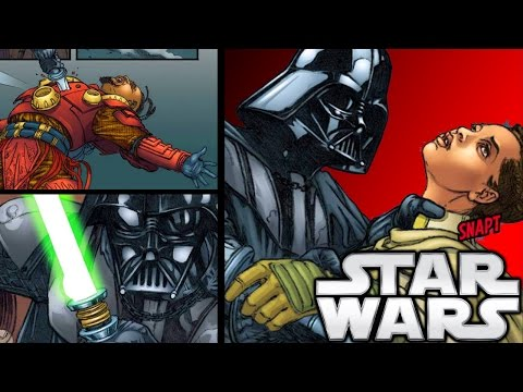 How Darth Vader Returned to Kill the Jedi After Order 66 - Star Wars Explained