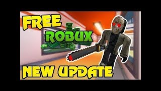 🔴 Roblox Jailbreak UPDATE | NEW JASON GAME MODE... (Winner Gets FREE ROBUX) | NEW PLANES + EMOTES!!