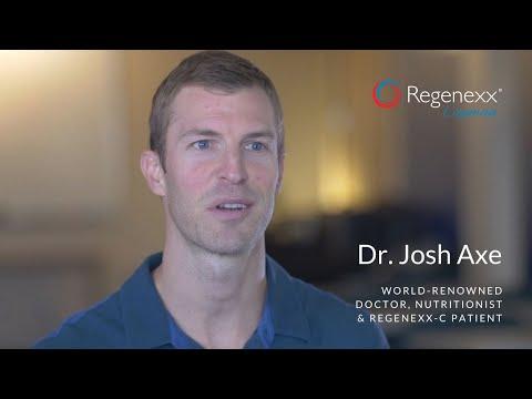 Dr Josh Axe Chooses Regenexx Cayman