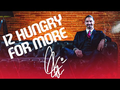 IZ Hungry for More | Ibrahimović exclusive interview - AC Milan
