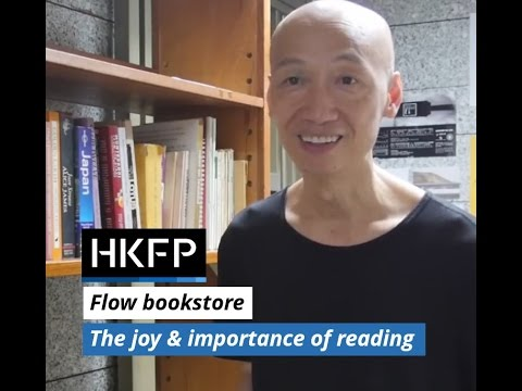 Flow bookstore owner Surdham Lam on the joy & importance of reading