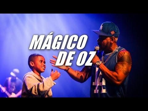 Edi Rock - Mágico de Oz (Ao Vivo)