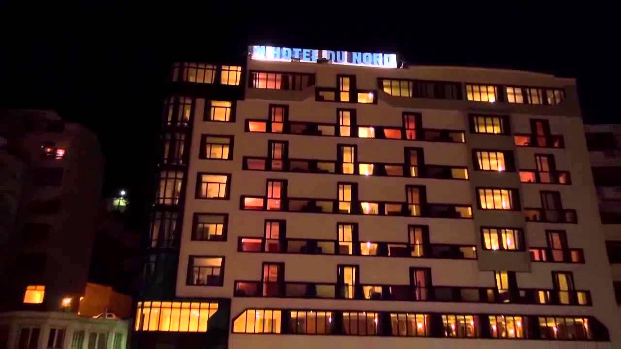 H tel du nord b jaia youtube for Decor hotel du nord