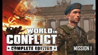 World In Conflict: Complete Edition - Liberation! (Mission 1)