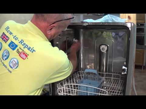 Hotpoint, Indesit, Ariston Dishwasher F02, F06, F07 Error Codes  Dishwasher Not Filling With Water