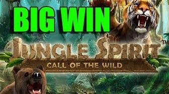 MASSIVE WIN 3 euro bet  - BIG WIN Jungle Spirit online casino