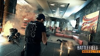 Battlefield: Hardline - Геймплей режима Conquest