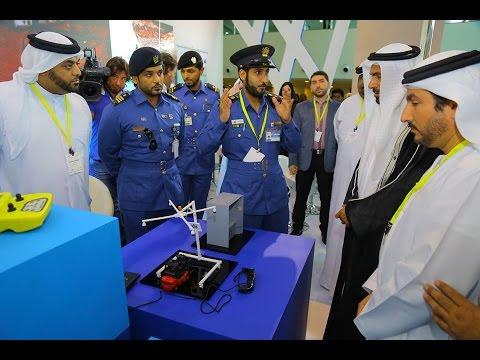 جمارك دبي تكشف عن روبوتات اماراتية بدأت باستخدامها على المنافذ الحدودية