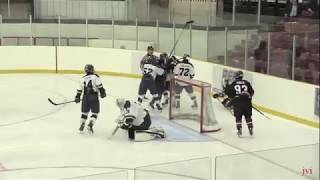 OJHL Highlights: Pickering Panthers vs Mississauga Chargers