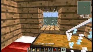 Repeat youtube video Como hacer una casa de Minecraft facil y bonita