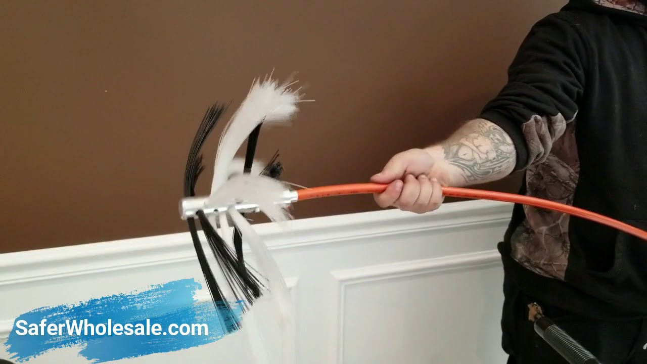 Air Duct Pro Cleaning Machine Dryer Vent Cleaning