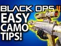 EASY DIAMOND CAMO SNIPERS! Black Ops 2 Tips and Tricks