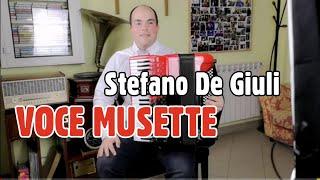 VOCE MUSETTE – Stefano De Giuli