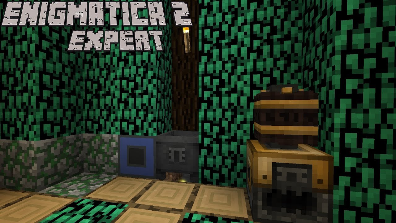 Further Exploration in Thaumcraft : Enigmatica 2 Expert Lp Ep #35 Minecraft  1 12
