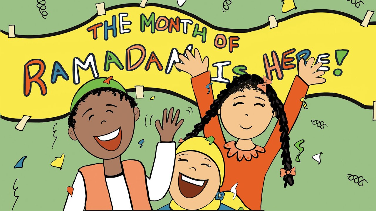 The Month of Ramadan Is Here | Children's Song | video (2019)