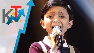 Ian Prelligera - The Impossible Dream | The Voice Kids Philippines Season 4
