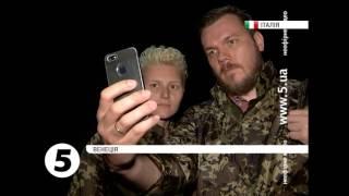 Венеціанське бієнале: українці в камуфляжі навідались в павільйон РФ(, 2015-05-08T17:07:48.000Z)