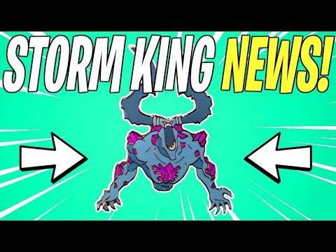 TWINE PEAKS STORM KING SOON! Bonus 👏 News 👏 | Fortnite Save The World News
