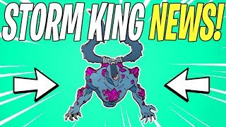 TWINE PEAKS STORM KING SOON! Bonus 👏 News 👏 | Fortnite Save The World News