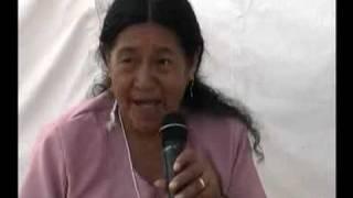 Intrevista con Antonia Rodriguez I. Comercio Justo