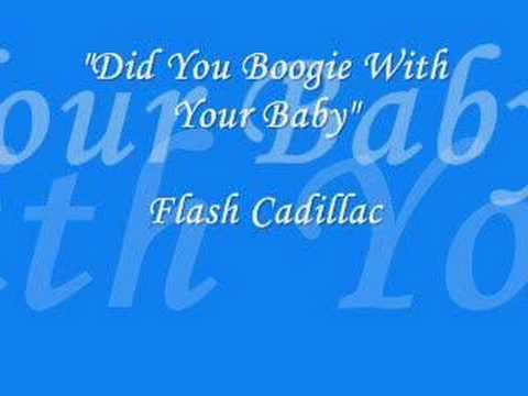 Did You Boogie With Your Baby - Created By B.Vitolio