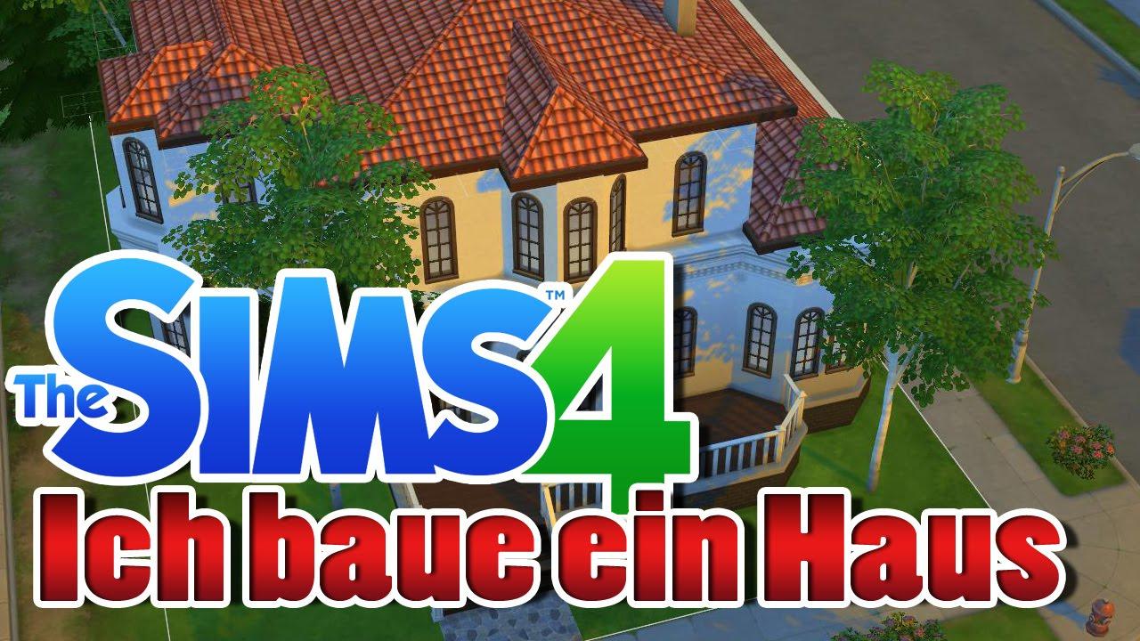 Sims 4 Baumodus Ich Baue Ein Haus 1 3 Let S Play