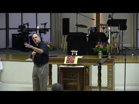 "Sermon: Part III of Fr Todd's Sermon Series: ""The Transformation of the Will."""