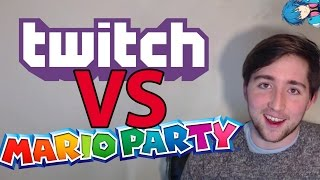 Twitch Plays Mario Party, Dramatical Murder and More! - MONDAY UPDATE