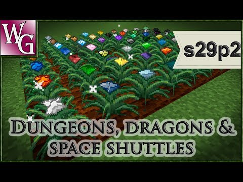 Dungeons, Dragons And Space Shuttles - всё ради семян №s29p2