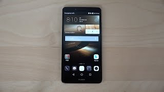 Huawei Ascend Mate 7 - First Look (4K)