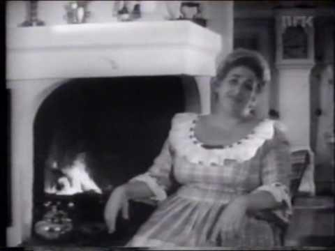 """Elisabeth Granneman synger """"Omatt og omatt"""""""
