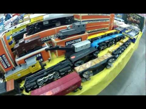Lionel Trains at The Great Train Show