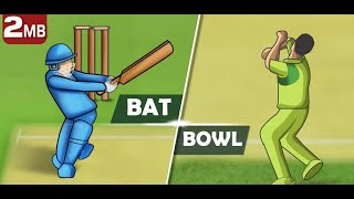 Batting and Bowling for Beginners (with tennis ball)