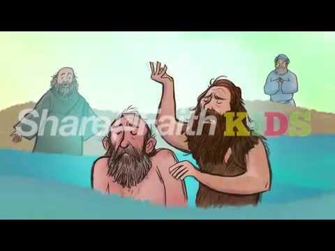 John The Baptist Matthew 3 Sunday School Lesson Resource