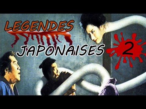 Légende Japonaise 2 ! Femmes cannibales, poupée hantée, fantôme japonais, mort et enfer au japon