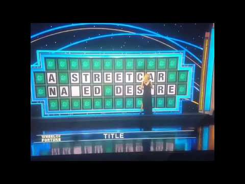 Wheel of Fortune HBO After Dark