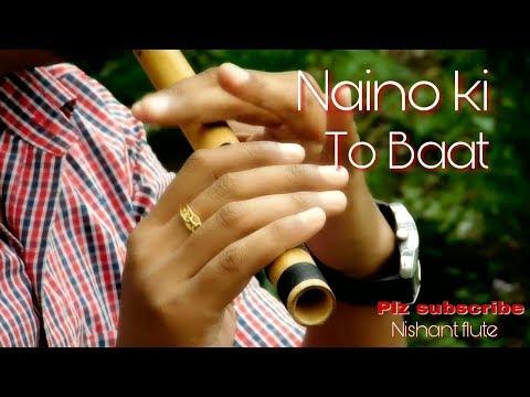Naino ki to baat | Flute cover | Instrumental | Mera Sanam | CHANDRA SURYA | ALTAAF SAYYED