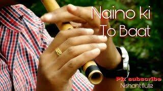 naino-ki-to-baat-flute-cover-instrumental-mera-sanam-chandra-surya-altaaf-sayyed