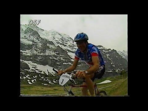 Tour de Suisse Mountainbike 1994 Uphill Etappe