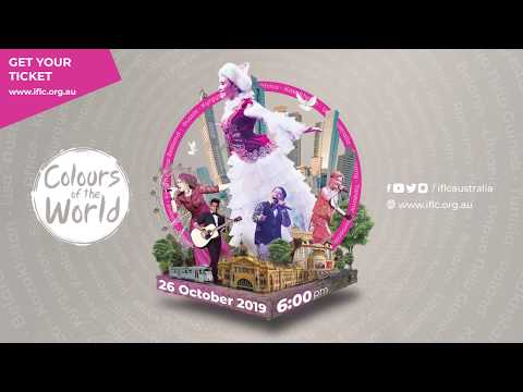 Colours Of The World, 2019 - International Festival Of Language And Culture (IFLC) 2019