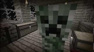 Прикол про Minecraft: Добрый Крипер(Участриник видео - Команда K&K., 2013-10-15T13:42:08.000Z)