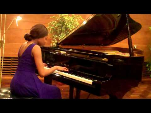 Isata Kanneh-Mason plays Chopin Op 10 No 5 Etude  - Black Keys