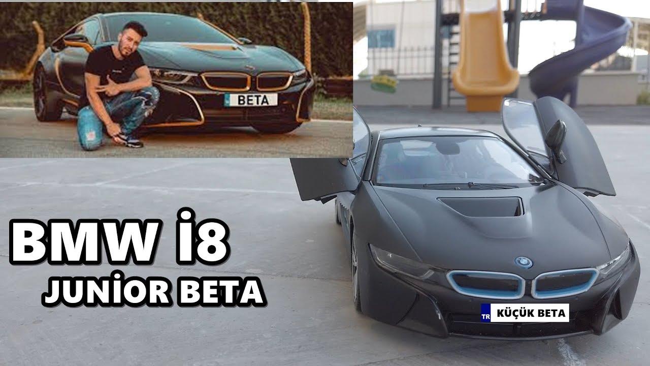 Enes Batur Un Arabasindan Aldim Junior Beta Bmw I8 Youtube