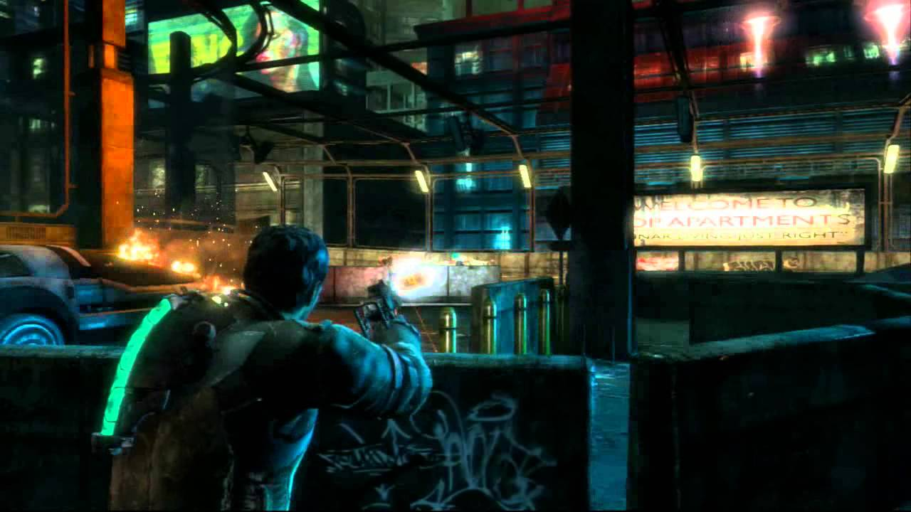 Dead Space 3 PS3 HD Gameplay - YouTube