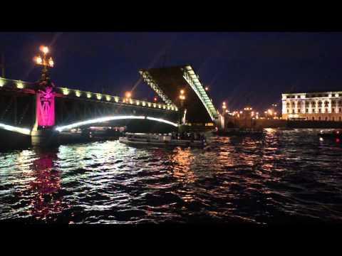 когда разводят литейный мост в спб