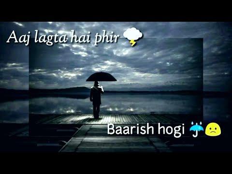 baarish-|-bilal-saeed-|-whatsapp-status-♥