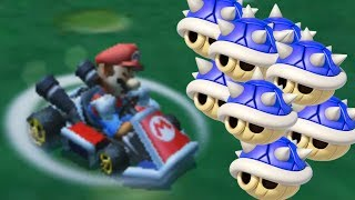 Mario Kart 7 Hacker Races! Ellietendo