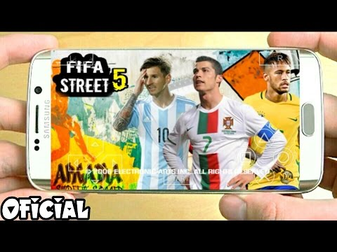 fifa street 5 ppsspp download